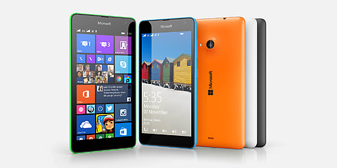 Microsoft Lumia 535 Launched