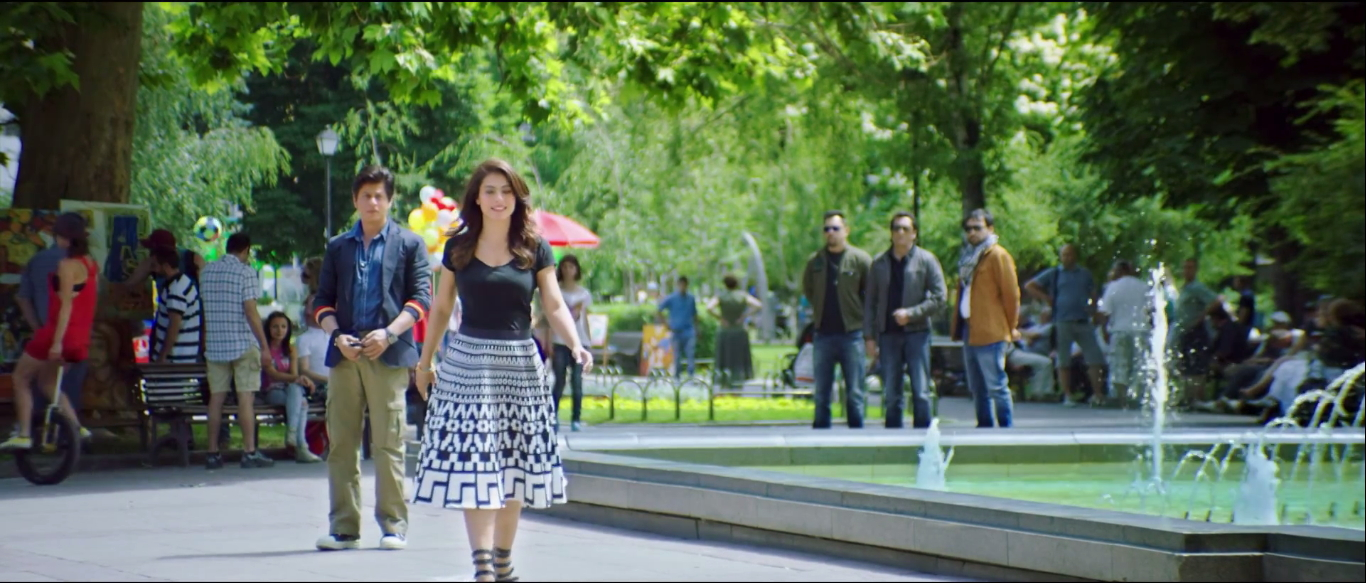 Janam Janam Song From Dilwale