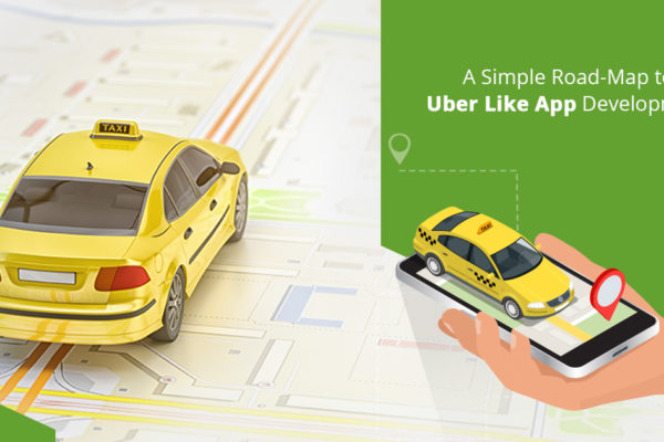 road map to develop a ride hailing app
